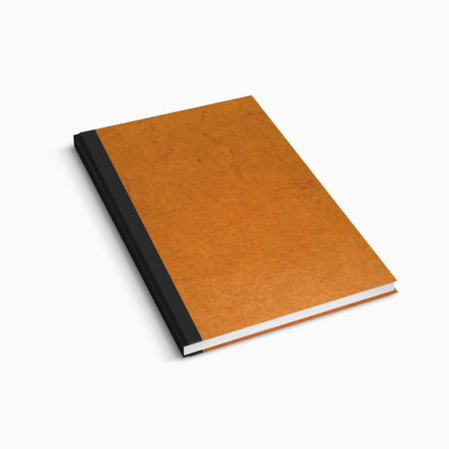 Hardcover Basic - Orange