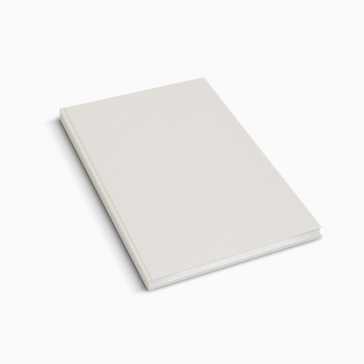 Hardcover Premium - Weiss