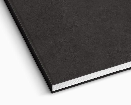 Hardcover mit Lederoptik